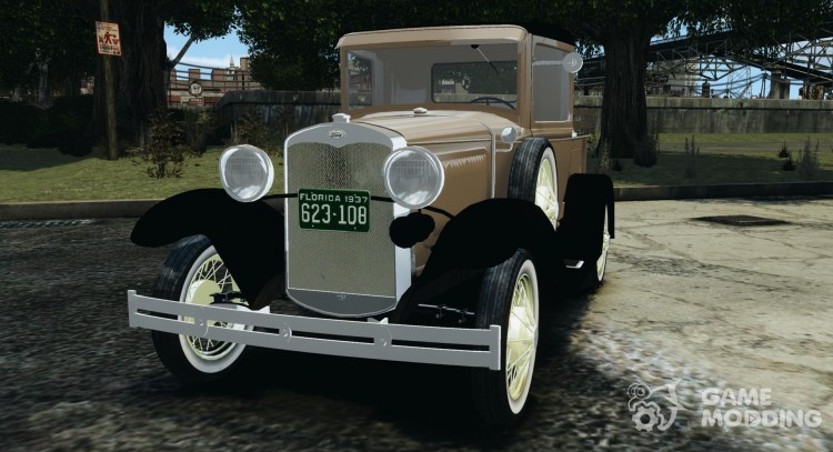 1930 Ford Model A Pickup for GTA 4