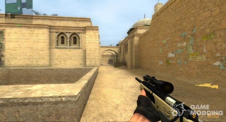 CamoScout for Counter-Strike Source