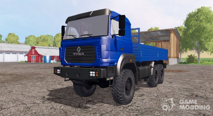 Ural 5557-4112-80M for Farming Simulator 2015