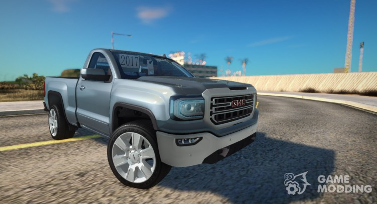2018 GMC Sierra Single Cab for GTA San Andreas