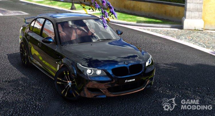 BMW M5 E60 Hamann for GTA 5
