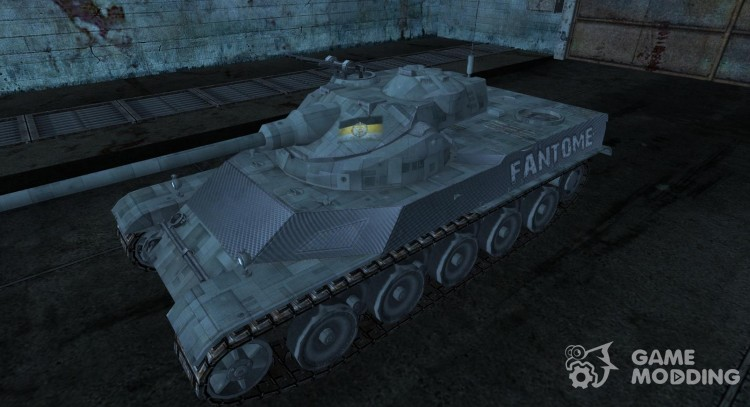 Skin for AMX 50100 for World Of Tanks