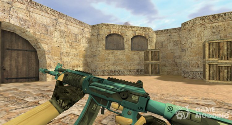 Galil Equanimity for Counter Strike 1.6