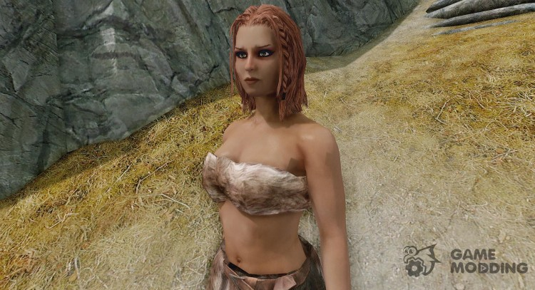 Women's UNP body v1.5 for TES V: Skyrim