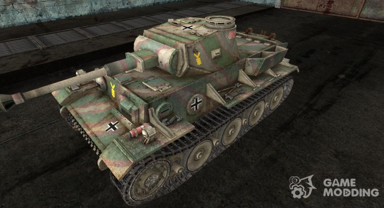 Skin for VK3601 (H) # 22 for World Of Tanks
