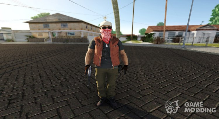 Technician for GTA San Andreas