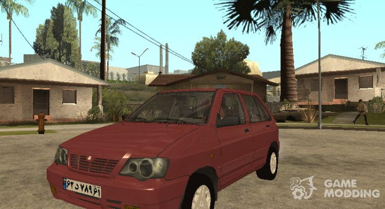 SAIPA Pride 111 EX for GTA San Andreas