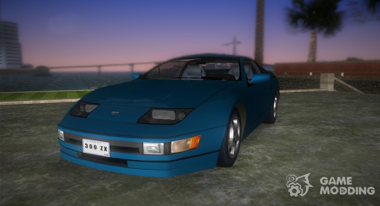 Nissan 300ZX for GTA Vice City