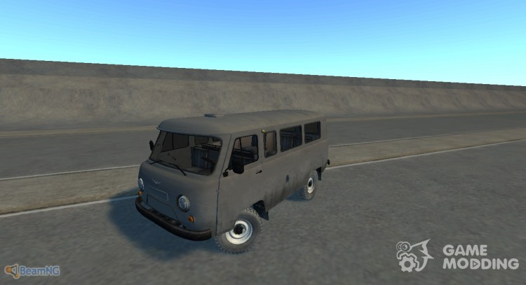 UAZ 2206 for BeamNG.Drive