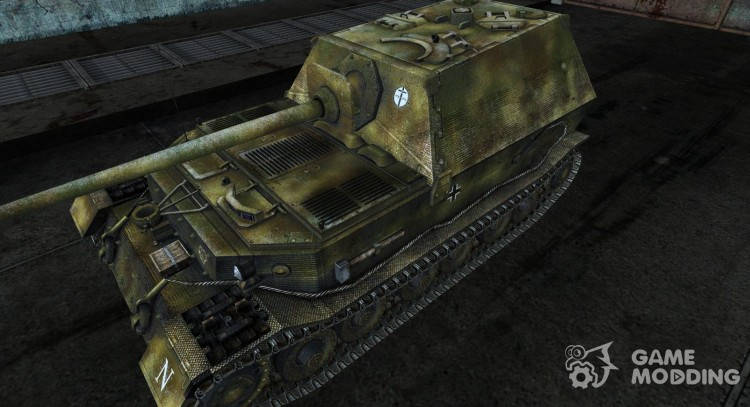Ferdinand 5 for World Of Tanks
