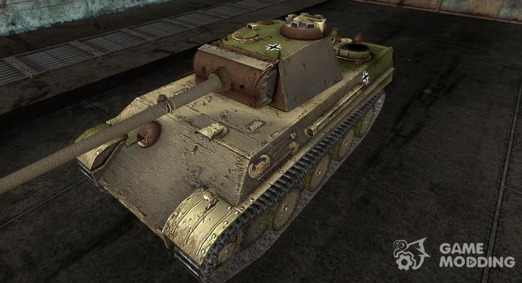 Panzer V Panther daven for World Of Tanks