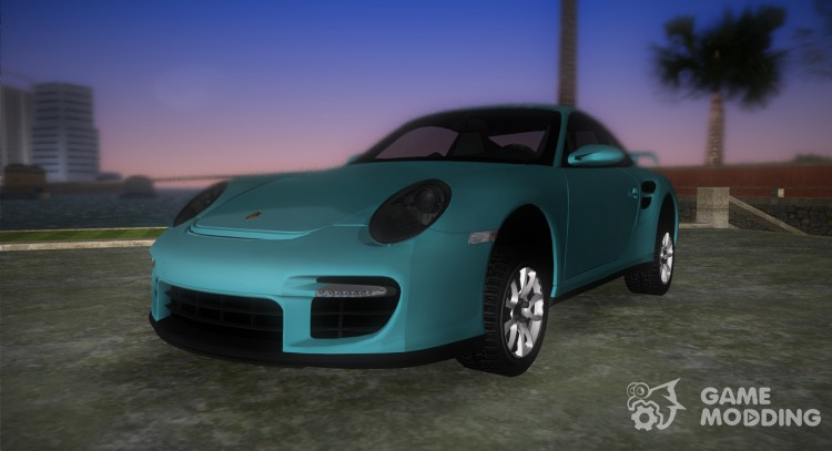 Porsche 911 GT2 for GTA Vice City