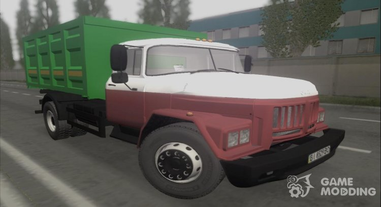 ZIL-130 Amur Atypically for GTA San Andreas