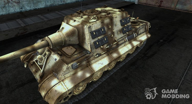 Skin for JagdTiger for World Of Tanks