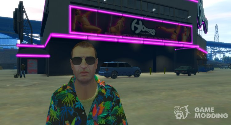 Phil Bell (Miami Thug) for GTA 4
