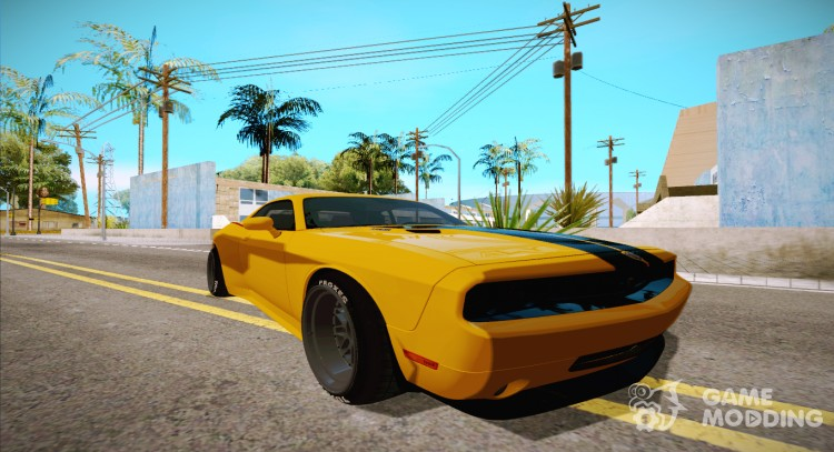 Dodge Challenger GTS for GTA San Andreas