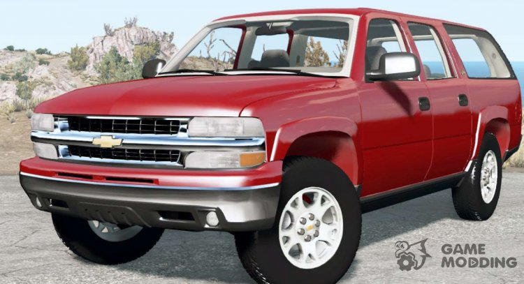 Chevrolet Suburban Z71 (GMT800) 2003 for BeamNG.Drive