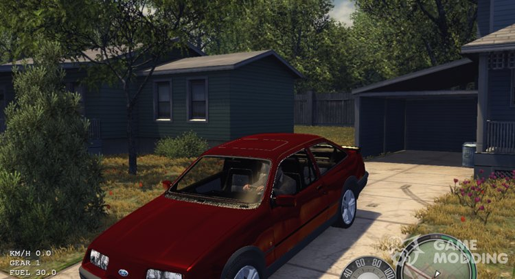 Ford Sierra for Mafia II