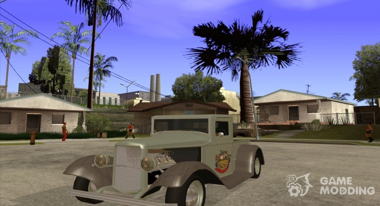Ford Farmtruck for GTA San Andreas