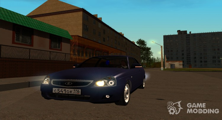 VAZ-2172 for GTA San Andreas