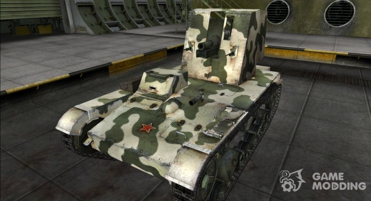 Sandpaper and remodel′ to the Su-26 for World Of Tanks