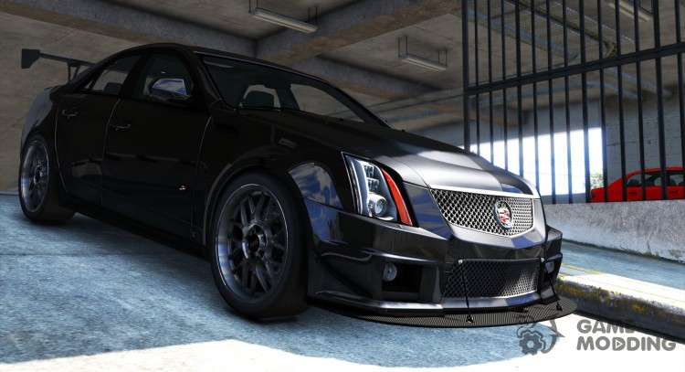 2009 Cadillac CTS-V for GTA 5