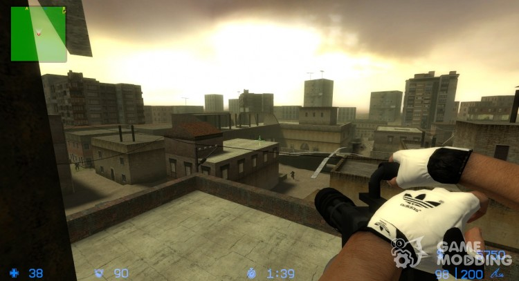 Minigun for Counter-Strike Source
