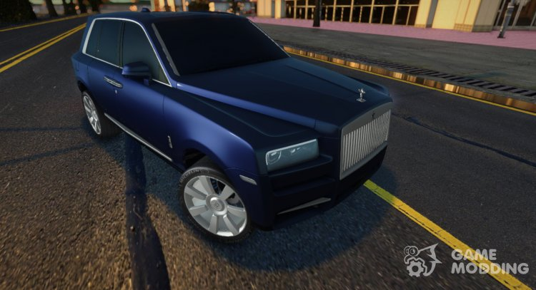 Rolls-Royce Cullinan for GTA San Andreas