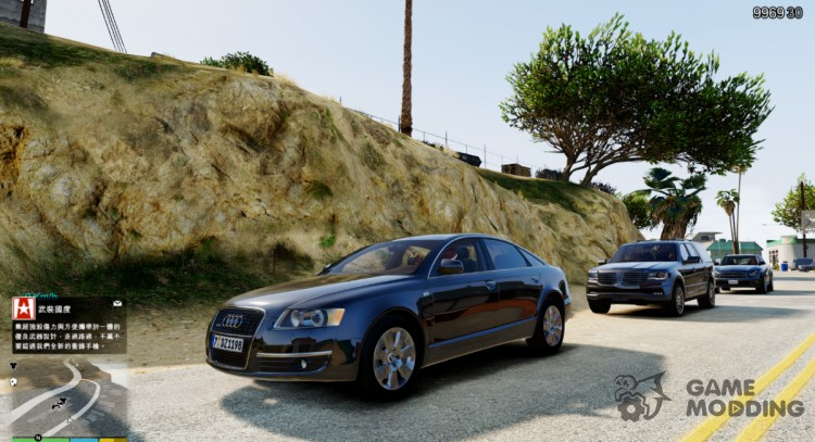 2008 Audi A6 3 0 T 1 1 For Gta 5