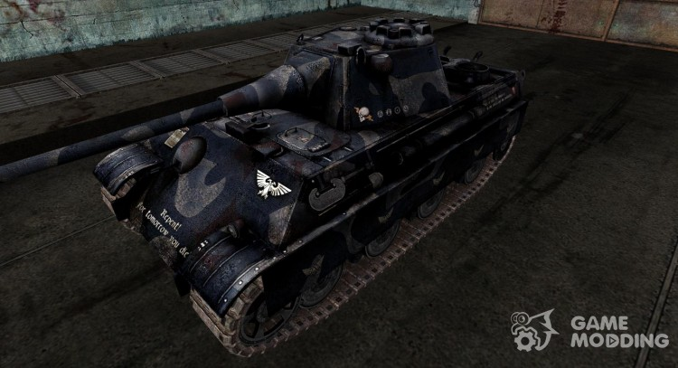 Panzer V Panther II akdesign for World Of Tanks
