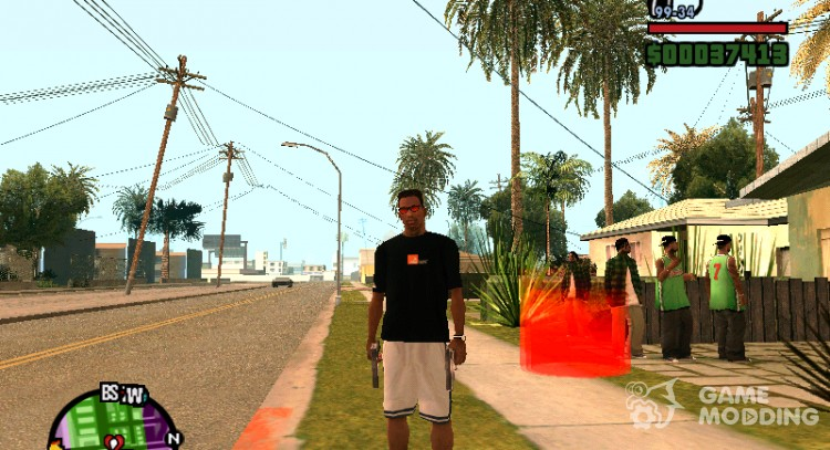 Save Mix for GTA San Andreas
