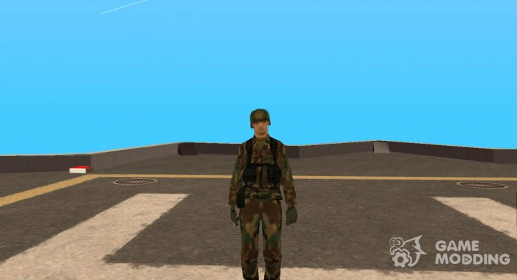 New Army for GTA San Andreas