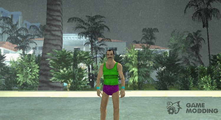 Runner from Vice city stories for GTA San Andreas