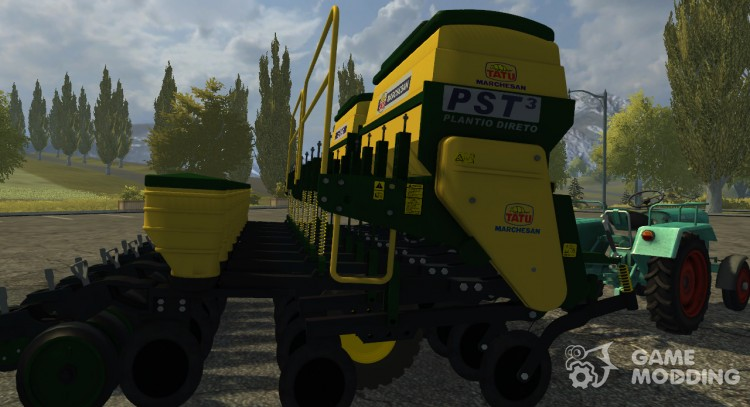 Tatu PST3 Plantadeira for Farming Simulator 2013