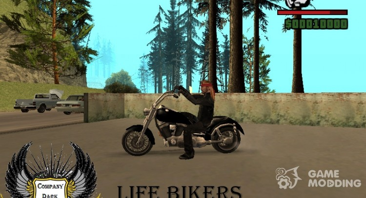 Life Bikers 2 for GTA San Andreas