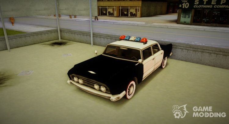 Oceanic Police for GTA 3