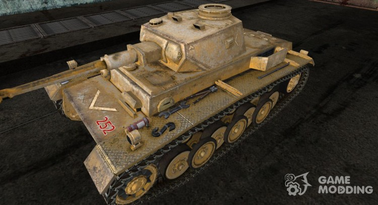 VK3001 heavy tank program (H) from 4 oslav for World Of Tanks