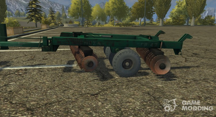 BGR 4.2 Solokha for Farming Simulator 2013