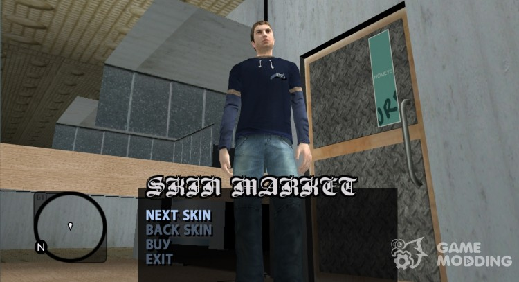 Student for GTA San Andreas