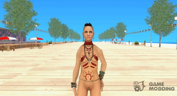 Curvy nude models