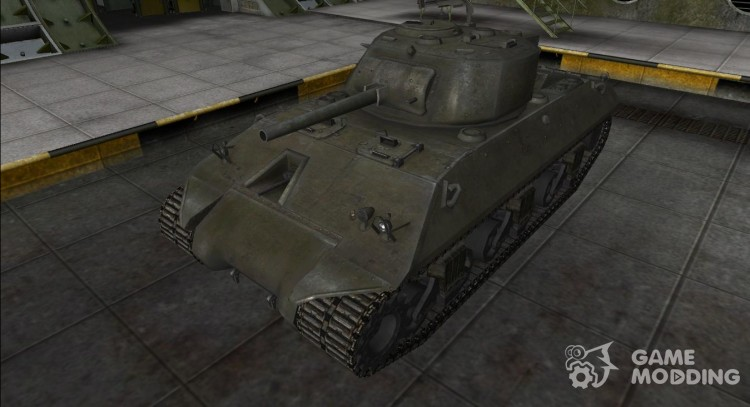 Remodeling for T14 for World Of Tanks