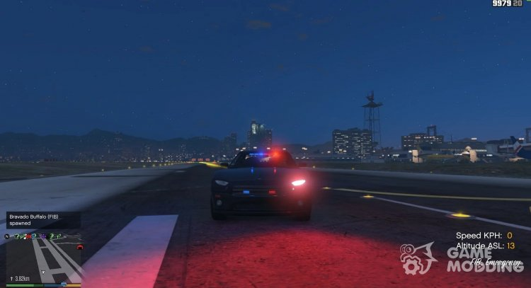 Advanced Vehicle Functions (AVF) 2.1 (Major Update, fixed no ini) for GTA 5