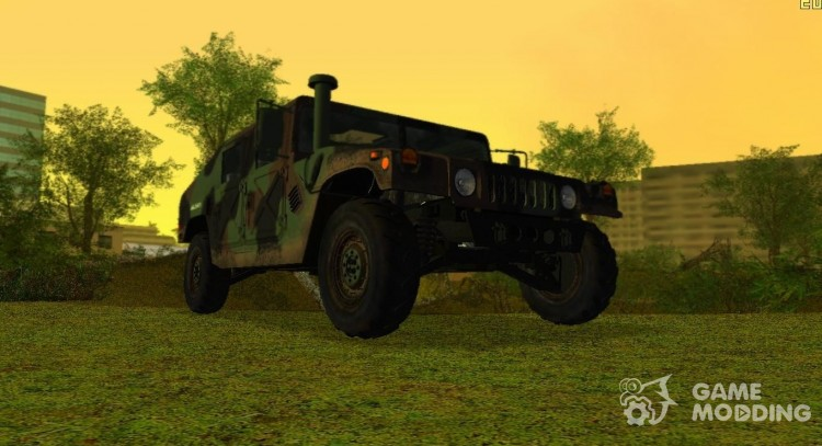 HMMWV M-998 1984 for GTA Vice City