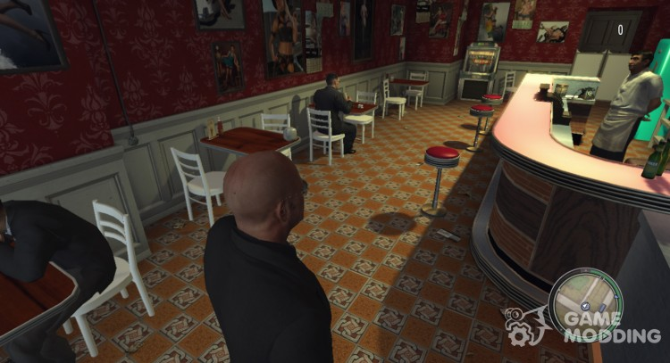 New snack bar and for Mafia II