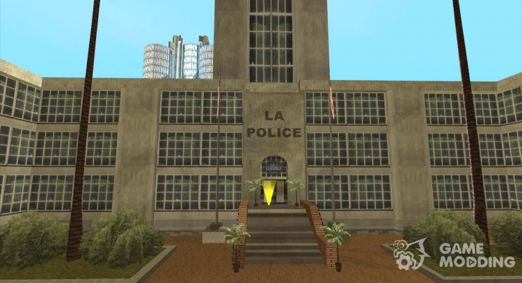 The Los Angeles Police Department для GTA San Andreas