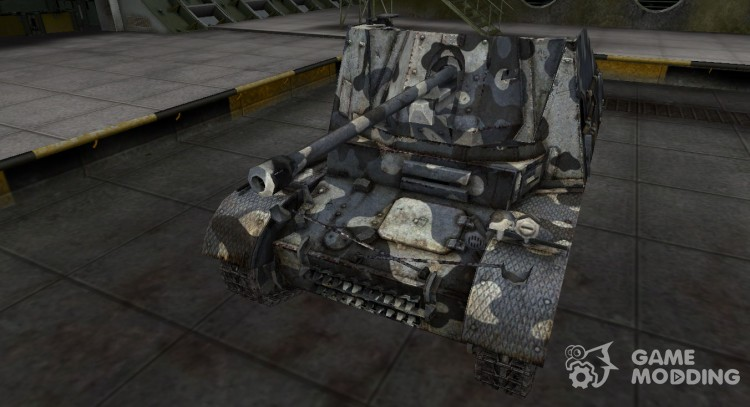 German Marder II tank for World Of Tanks