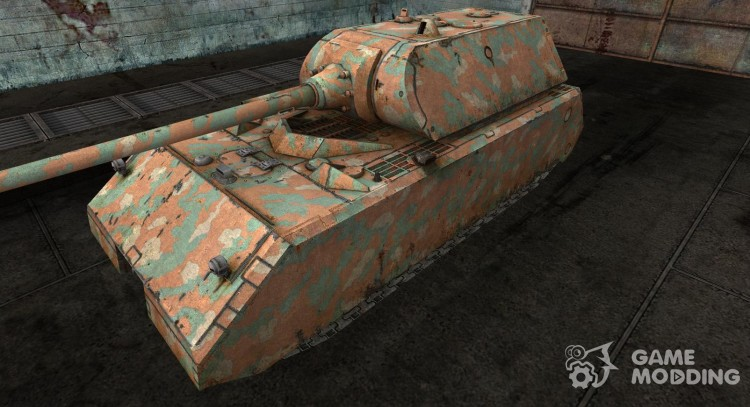 Maus 35 для World Of Tanks