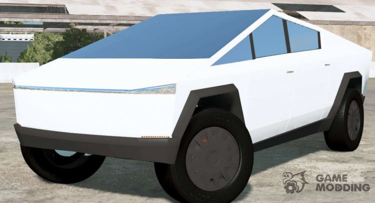 Tesla Cybertruck 2019 for BeamNG.Drive