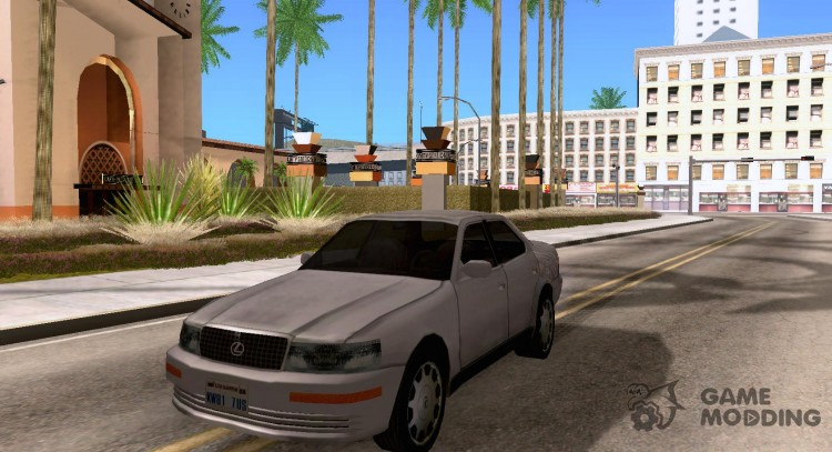 Lexus LS400 1993 for GTA San Andreas