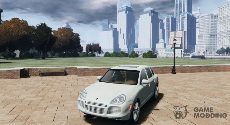 Porsche Cayenne Turbo v 1.0 for GTA 4